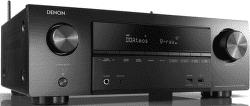Denon AVR-X1500H čierny