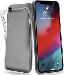 SBS Skinny silikónové puzdro pre Apple iPhone Xr, transparentné