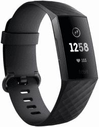 Fitbit Charge 3 čierny