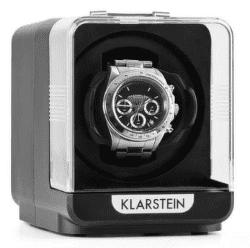 Klarstein Eichendorff čierny, stojan na hodinky