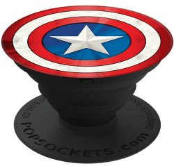 PopSockets držiak na smartfón, Marvel Captain America Icon