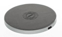 Remax RP-W5 šedá, bezdrôtová nabíjačka