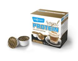 Maxsport Royal Protein proteínová káva (14ks)