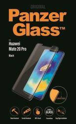 Panzerglass tvrdené sklo pre Huawei Mate 20 Pro, čierna