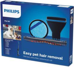 Philips FC6077/01 Easy Pet Hair Removal sada príslušenstva k PowerPro