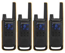 Motorola Talkabout T82 Extreme Quad žlto-čierna