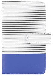 Fujifilm Instax Striped Mini 9 album, kobaltovo modrá