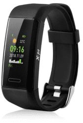 Niceboy X-fit GPS čierny