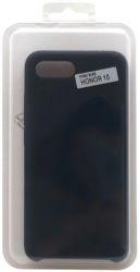 Mobilnet silikónové puzdro pre Honor 10, čierna