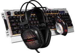 Marvo CM303CZ herný set klávesnica+myš+headset