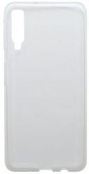 Mobilnet gumené puzdro pre Samsung Galaxy A7 2018, transparentná
