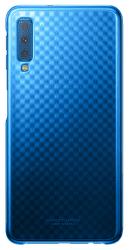 Samsung Gradation Cover zadný kryt pre Samsung Galaxy A7 2018, modrá