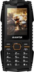 Aligator R15 eXtremo čierny