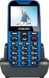 Evolveo EasyPhone XD modrý