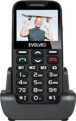 Evolveo EasyPhone XD čierny