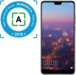 Huawei P20 Pro fialový