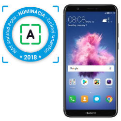 Huawei P Smart čierny