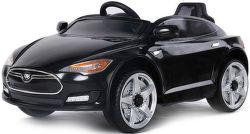 Eljet Tesla Design čierne