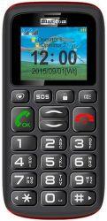 Maxcom MM428 Dual SIM čierny