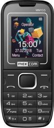 Maxcom MM135 Dual SIM modro-čierny