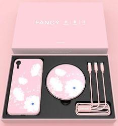 Nillkin Fancy Set pre Apple iPhone Xr, ružová