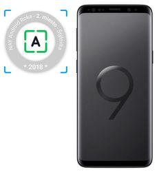 Samsung Galaxy S9 Dual SIM 64 GB čierny
