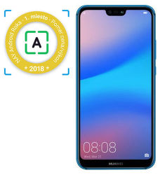 Huawei P20 Lite modrý