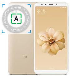 Xiaomi Mi A2 128 GB zlatý