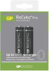 GP ReCyko+ Pro Professional HR6 AA, 2 ks