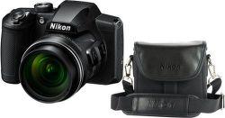 Nikon Coolpix B600 čierny + taška Nikon CS-P08