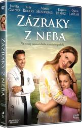 Zázraky z neba - DVD