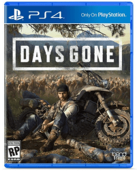 Days Gone PS4 hra