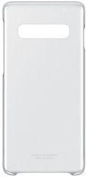 Samsung Clear Cover pre Samsung Galaxy S10, transparentná