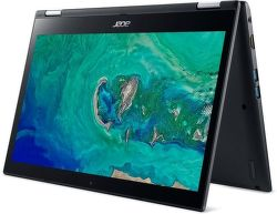 Acer Spin 3 NX.H60EC.002 sivý