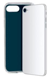 SBS Glue TPU puzdro pre Apple iPhone 8, 7, 6 a 6s, tmavomodrá