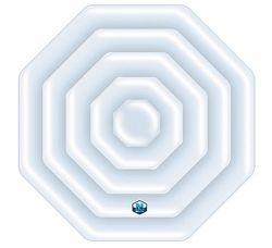 NetSpa nafukovací termokryt, polygón
