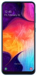 Samsung Galaxy A50 modrý