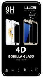 Winner 4D ochranné tvrdené sklo pre Huawei P30, čierna