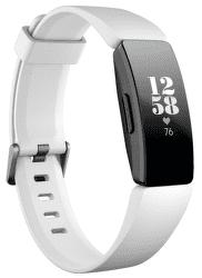 Fitbit Inspire HR čierno biely