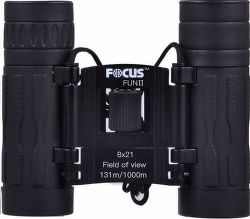 Focus Sport Optics Fun II 10x25 čierny