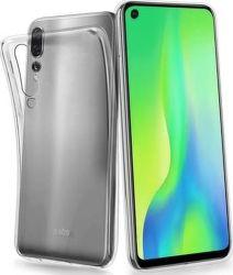 083c27dbd SBS Skinny silikónové puzdro pre Huawei P30, transparentná