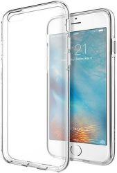Spigen Liquid Crystal puzdo pre iPhone 6/6s, transparentná