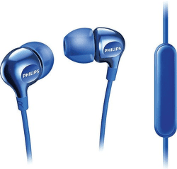 Philips Big Bass SHE3555 modré