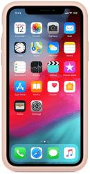 Apple Smart Battery puzdro pre Apple iPhone Xs, ružová
