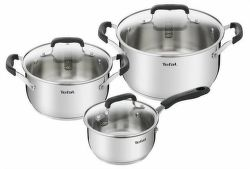 Tefal E493S674 Cook & Cool set hrncov (6 ks)