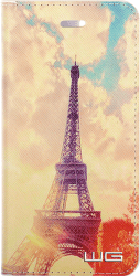 Winner knižkové puzdro pre Huawei Y6 2019, Eiffel