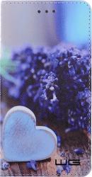 Winner knižkové puzdro pre Huawei Y6 2019, Lavender