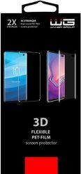 Winner 3D Curved Pet fólia pre Samsung Galaxy S10, transparentná