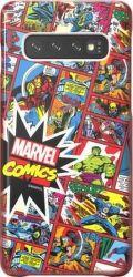 Samsung Marvel puzdro pre Samsung Galaxy S10, Marvel Comics