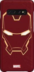 Samsung Marvel puzdro pre Samsung Galaxy S10+, Iron Man
